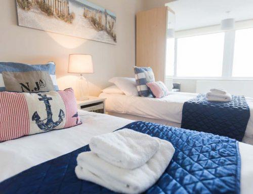 Bedroom Nautical Cushions