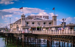 holiday let in Brighton