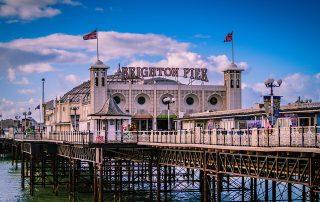 holiday let in Brighton