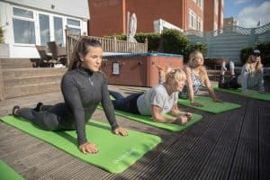 yoga retreat brighton