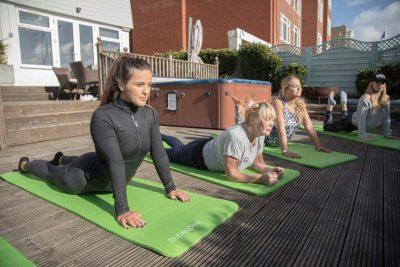 yoga retreat brighton