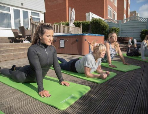 The Beach House Hove Doubles as a Fitness Bootcamp Venue