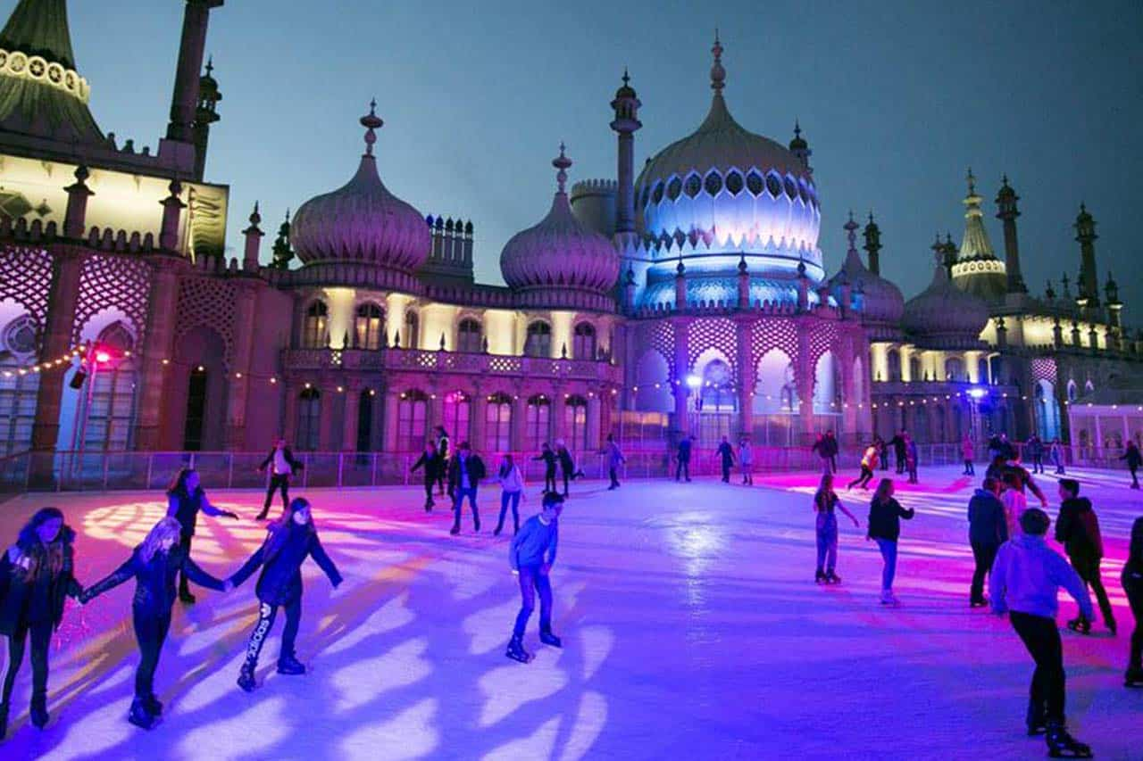 things to do in Brighton at christmas