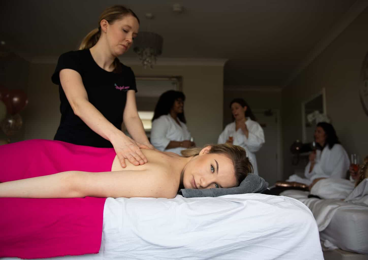 pamper party hove