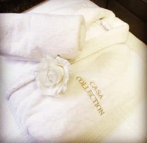Personalised Bath Robes